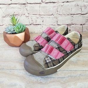 Keen Sula Velcro Strap Slip On Sneaker